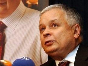 Качиньский не пригласил Валенсу на бал президентов