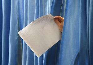 ЦИК завершил изготовление бюллетеней для голосования по партийным спискам
