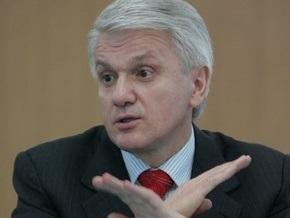 Литвин призывает  не рассказывать, кто большая кака, а говорить о том, что в стране происходит