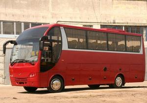 Украинских перевозчиков обяжут оборудовать автобусы ремнями безопасности