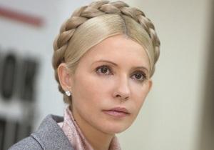 Тимошенко: Пшонка обязан вынудить власть выполнять закон об индексации пенсий и зарплаты