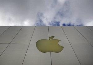 Акции Apple стремительно дешевеют пятый день подряд