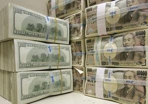 Иена упала к доллару до минимума 2,5 лет из-за премьер-министра Японии