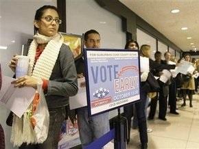 У избирательных участков в США начинают формироваться очереди