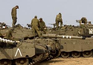 Наземное вторжение в сектор Газа начнется в субботу вечером - источник