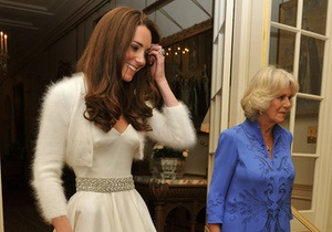 Свадебная вечеринка в Букингемском дворце продолжалась до утра