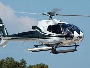 В Казахстане потерпел крушение вертолет