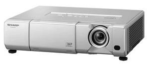 Компания Sharp начала поставки в Россию уникально яркого проектора Sharp PG-D50X3D