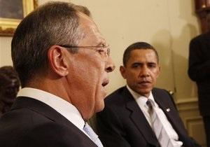 Лавров похвалил Обаму за изменение политики США в отношении России