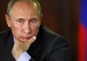 Путин объявил 9 июля Днем траура в России