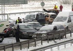 Каждый третий украинский водитель позволяет себе употреблять алкоголь перед ездой за рулем
