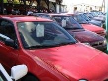 Украинцы выбирают подержанные автомобили