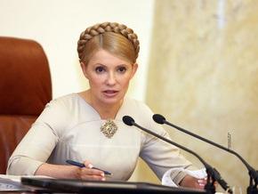 Тимошенко обещает обеспечить всех украинцев защитными масками
