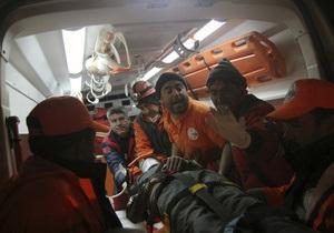 Землетрясение в Турции: Число погибших достигло 576