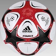 adidas становится поставщиком всех мячей для клубных турниров УЕФА
