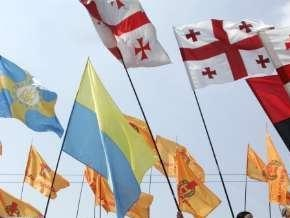 РИА Новости: Опыт политической хирургии в Грузии и Украине