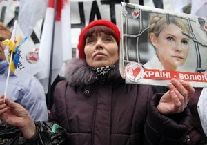 Батьківщина заявляет, что Тимошенко не отказывалась от участия в судебном заседании