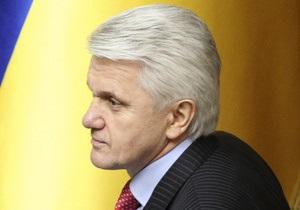 Литвин считает, что законы принятые вчера на выездном заседании Рады могут быть легитимными, если их подпишет Президент