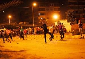 Беспорядки в годовщину инаугурации президента Египта: есть погибшие