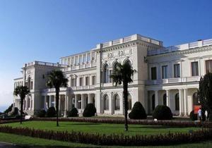 новости Крыма - Ливадийский дворец - Янукович - день рождения Януковича - Ливадийский дворец закрыли не из-за дня рождения Януковича - Кабмин