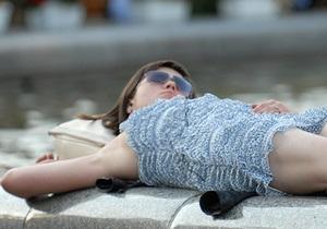 Прогноз погоды: В Киеве +32 градуса жары