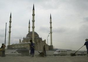 В Грозном построят аналог Диснейленда