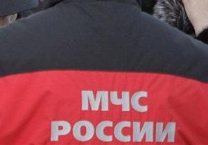 В Москве произошел пожар в стрелковом клубе