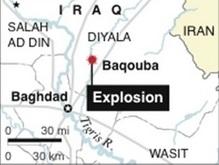 Теракт в Ираке: погибли 35 новобранцев иракской армии (обновлено)