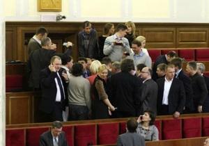 Рада - Колесников - драка депутатов - Колесников напал на Аронца в Раде из-за обвинения в воровстве