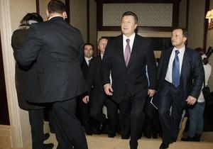 СМИ рассказали, как готовят телохранителей Януковича