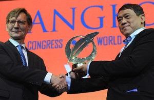 Борец с цензурой из Мьянмы получил престижную премию в Бангкоке
