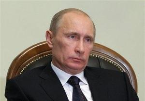 Большинство россиян назвали Путина политиком года