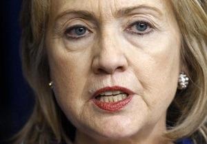 Клинтон сообщила, что факт взлома аккаунтов Gmail расследует ФБР