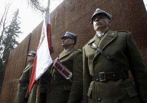 Россия может реабилитировать расстрелянных под Катынью польских офицеров
