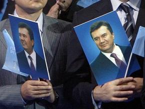 Опрос: Януковичу отдают более 40% голосов