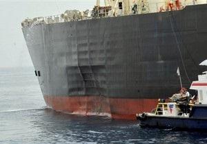 Японский танкер, на котором произошел взрыв, стал объектом атаки террористов