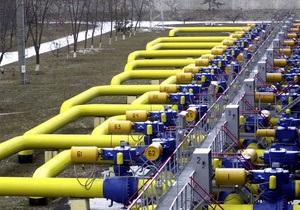 Расчеты Украины с Россией свидетельствуют о резком сокращении закупок газа в феврале