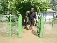 Фотогалерея: Ющенко и большая вода