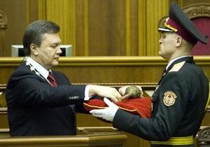 В пятницу Партия регионов изберет нового главу. Янукович выступит перед соратниками
