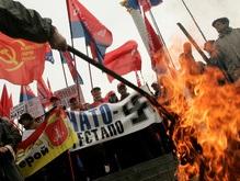 Российские коллеги поддержали борьбу Витренко с НАТО