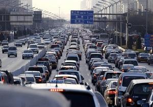 Китайские ученые придумали способ борьбы с пробками