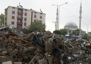 Число жертв землетрясения в Турции возросло до 24 человек