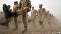 Лидер Афганистана призвал международные силы уйти в 2013