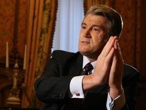 Ющенко: Союз Партии регионов и БЮТ может похоронить демократию