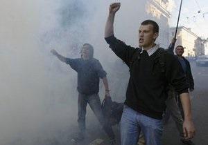 В Украине участились акции против компаний