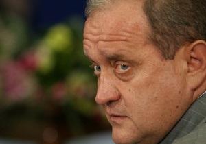 Янукович дал согласие на назначение Могилева премьером Крыма
