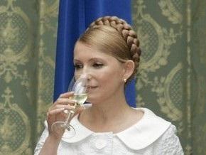 Тимошенко приготовила для ветеранов  семейный обед со ста граммами