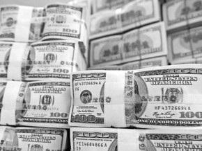Внешний долг России вырос на $11 миллиардов за три месяца