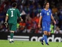 Евро-2008: Пирло удивлен тактикой Донадони