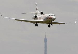 Высшее руководство РФ будет летать на самолете Falcon
